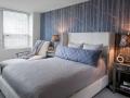 Cosmopolitan Condo Master Bedroom