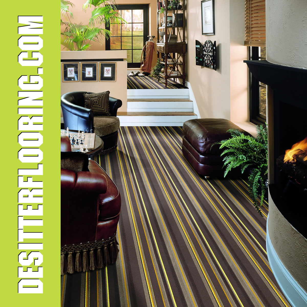 Desitter desitter flooring give your stairs and carpeting an updated look call desitter flooring 630 948 5582 or contact us online today for a free estimate tyukafo