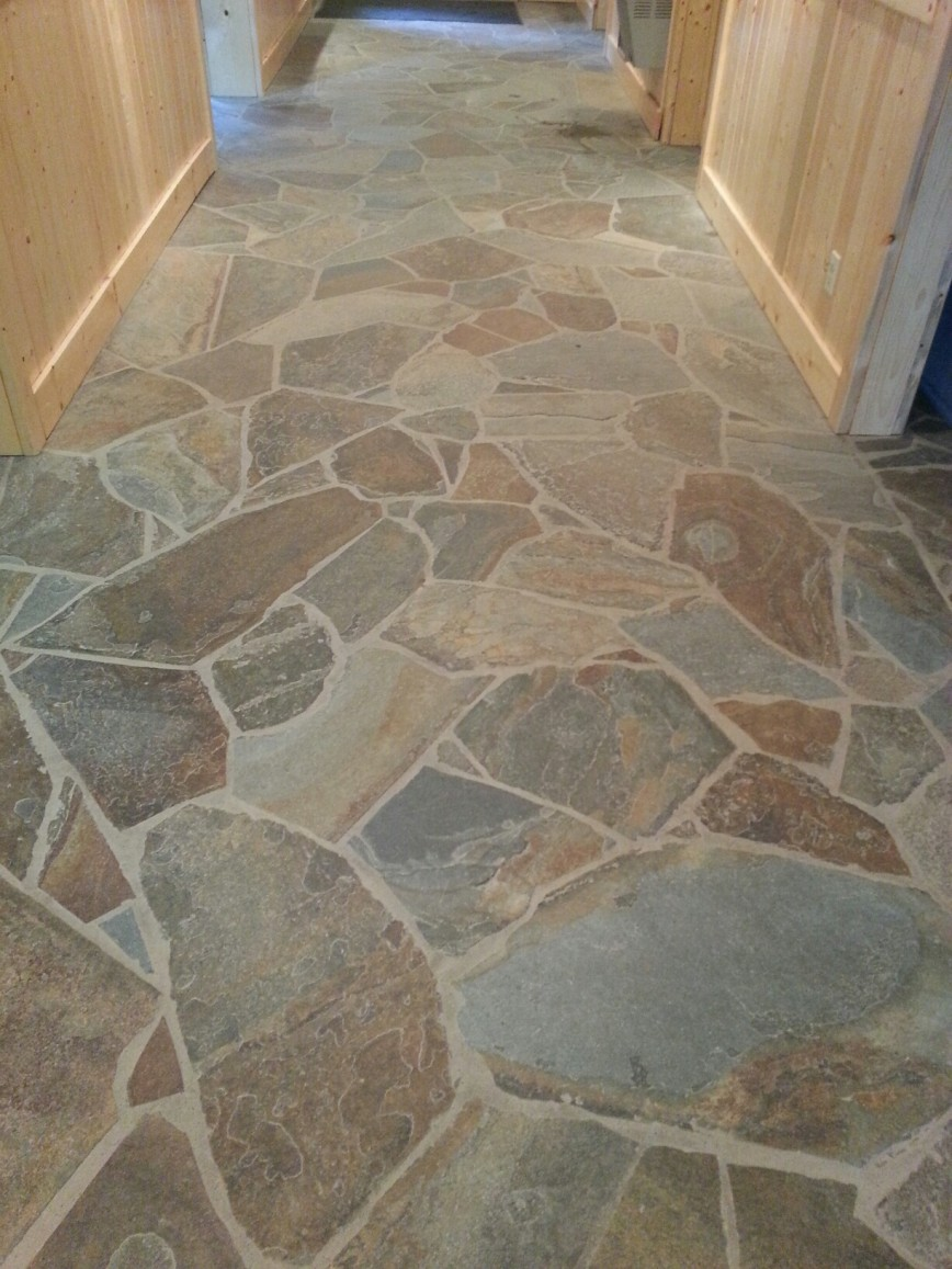 Natural Stone Floors Collection